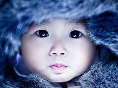 Eskimo baby!
