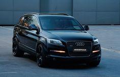 Awesome Audi: Audi Q7.......  Wheels