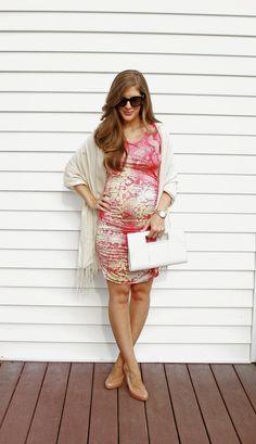 Maternity Chic // maternity fashion style