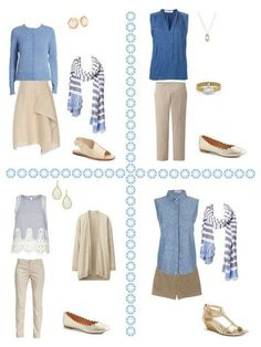 The Warm Summer Common Capsule Wardrobe + Water and Pearls - The Vivienne Files Core Wardrobe, Wardrobe Basics, Summer Wardrobe, Capsule Wardrobe, Professional Wardrobe, Travel Wardrobe, Summer Outfits, Casual Outfits, Work Outfits