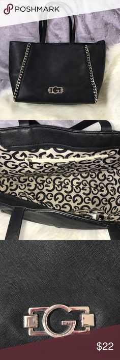 G by guess totes bag Like new. Really good quality. a little Scratch on logo G by Guess Bags Totes
