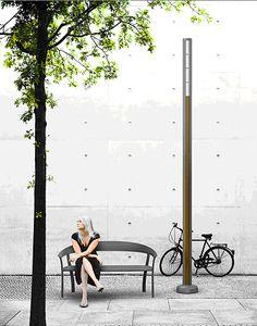 Philips Integrates LED Lighting with Urban Furniture in SoleCity - LEDinside