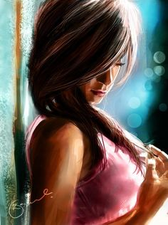 waiting for u ! - Digital Art by Kiran Kumar in Digital Paintings at touchtalent 8550