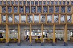 Deventer Belediye Binası, Neutelings Riedijk Architects