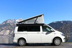 Schnauzbus.ch  VW T6 California Ocean Camper zum Mieten. #VWBUS #T6 #Mieten