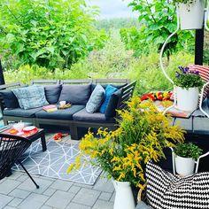 Taras Outdoor Sofa, Outdoor Furniture Sets, Outdoor Decor, Patio, Home Decor, Balcony, Decoration Home, Room Decor, Home Interior Design