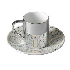 Damien Hirst Virtue cup and saucer by Damien Hirst at The Tate Gallery shop £15.00 3
