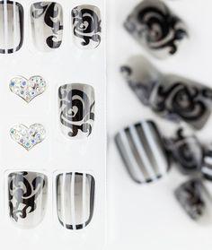 imPRESS Manicure Short Design - Camera Shy - imPRESS Gel Manicure - Brands - Nails