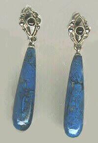 Deco: 1920s Theodor Fahrner Earrings    photograph courtesy of Ramona Tung
