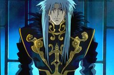 Lord Folken from Escaflowne