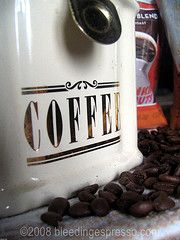 reuse of coffee grounds