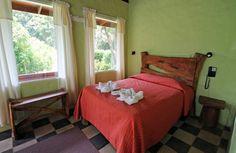 Hotel El Bosque Room #CostaRica | monteverdetours.com