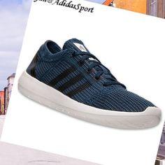 Blue Black Adidas Men's Running Shoes Item Refine JS HOT SALE! HOT PRICE!