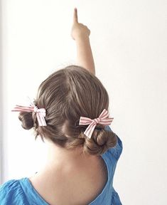 Classic pigtail sets. Made by moms in the USA and guaranteed for life. Handmade for epic adventures but classic little girls style.