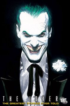 Shaina presents the best DC character EVER. The Joker!! Read my reviews on our comic book section!
