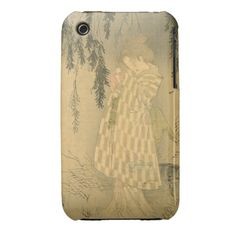 The ghost of Okiku iPhone 3G-3Gs case