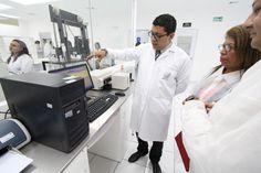 Laboratorio de control de calidad