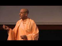 Spiritual teachings: Radhanath Swami atTEDxLondonBusinessSchool - YouTube