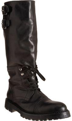 Belstaff Tall Pull-On Boot