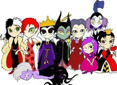 Dark Disney II by SpookyChild by AppreciatesArt.deviantart.com
