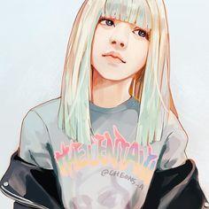 [STAY] #LISA #BLACKPINK #blackpinkfanart She got the most requests ^_^