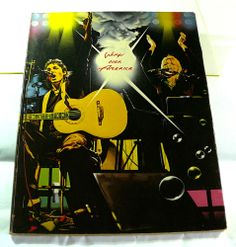1977 SONGBOOK WINGS OVER AMERICA PAUL McCARTNEY Sheet Music COLLECTIBLE Beatles  ~ Music includes:  Songs - Lyric - Music ~ BAND ON THE RUN; BEWARE MY LOVE; BLACKBIRD; BLUEBIRD; CALL ME BACK AGAIN; GO NOW; HI, HI, HI; I'VE JUST SEEN A FACE; JET; LADY MADONNA; LET 'EM IN; LET ME ROLL IT; LETTING GO; LISTEN TO WHAT THE MAN SAID; LIVE AND LET DIE; THE LONG AND WINDING ROAD; MAGNETO AND TITANIUM MAN; MAYBE I'M AMAZED; MEDICINE JAR; MY LOVE; PICASSO'S