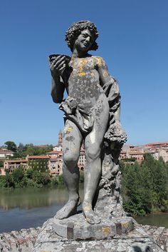 Statue Berbie