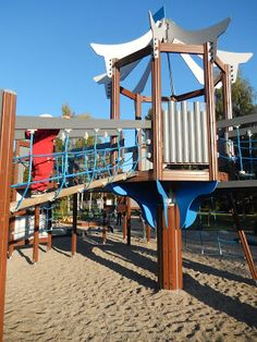 Otetaan hiekkalelut mukaan!: Kastellinkentän leikkipuisto