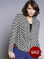 Fun with stripes at littlewoodseurope.com