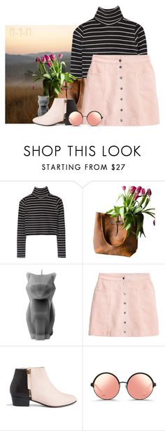 """14-4-17"" by yoyoyoyogangsterbobcat on Polyvore featuring PyroPet, H&M, Nine to Five and Matthew Williamson"