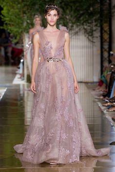 Zuhair Murad Autumn/Winter 2017 Haute Couture - Look 33