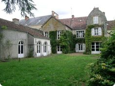 Property of the Week #36  http://www.dreamstones.co.uk/property/buy-renovate-in-France-classic-house-renovate.html