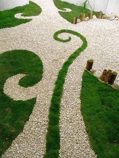 foto jardin pequeño conceptual bambu despues 3