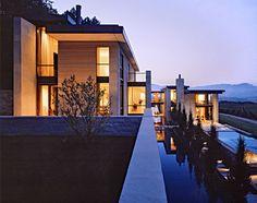A gorgeous Vineyard Estate in Sonoma 1 Kindesign
