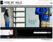 Website for an online shop
