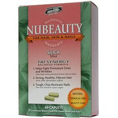 Nu Life Nu Beauty Caplets, Supposed to be the best vitamin for hair and nail growth
