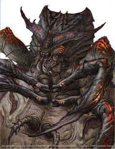 Bug Queen: SST by filbarlow on DeviantArt