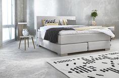 ELISE-jenkkivuode 180 x 200 cm ja CLASSIC-sängynpääty 180 cm. #sisustusidea #sisustaminen #sisustusinspiraatio #askohuonekalut #sisustusidea #sisustusideat