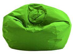 Comfort Research Big Joe Bean Bag Chair in SmartMax Fabric