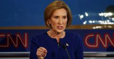Fiorina is a Pathological Liar: Here are Some of Her Claims and the Actual Facts