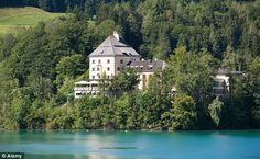 Holidays in Salzburg: The Sound of Music. Luxury in a stunning location: The Schloss Fuschl is the only resort hotel in Austria.