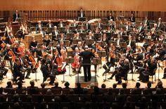 L'Orchestre National Bordeaux Aquitaine (c) Thomas Sanson