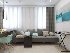 Современная и функциональная квартира в Москве