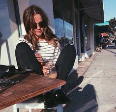 Maia Mitchell, style