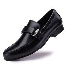 Handmade Italian Genuine Leather Men's Formal Shoes - 2z726