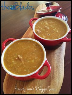 This Hearty Lamb & Veggie Thermomix Soup is full of nourishment that will keep you going and going. Easy to prepare & goes a long way! Lamb Recipes, Whole Food Recipes, Soup Recipes, Cooking Recipes, Healthy Recipes, Savoury Recipes, Free Recipes, Radish Recipes