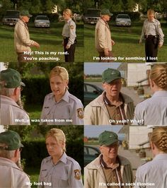 """When Oscar knew the right words for things.   22 Times """"Corner Gas"""" Was Actually Hilarious"""