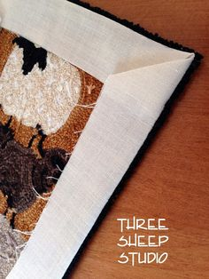 Three Sheep Studio: Judging A Book By It's Cover...