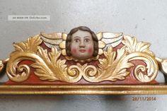 Supraporte,  Aufsatz,  Zierteil,  Engel,  Supraporte Mit Putte U.  Ornamenten…