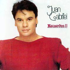 Juan Gabriel Young Red Shirt